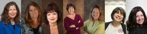 West Suburban Women Entrepreneurs photo montage of members